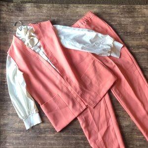 Vintage 70s pants set